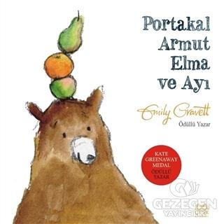Portakal Armut Elma ve Ayı
