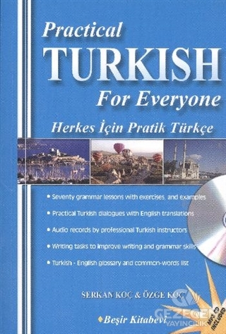 Practical Turkish For Everyone / Herkes İçin Pratik Türkçe