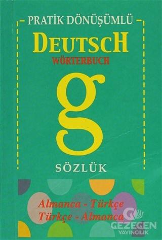 Pratik Dönüşümlü Deutsch Dictionary Sözlük