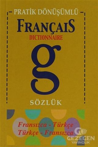 Pratik Dönüşümlü Français Dictionnaire Sözlük