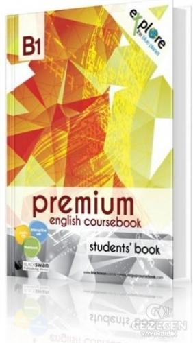Premium English Coursebook B1