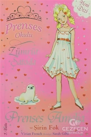 Prenses Okulu 25: Prenses Amelia ve Şirin Fok