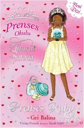 Prenses Okulu 27: Prenses Ruby ve Gri Balina