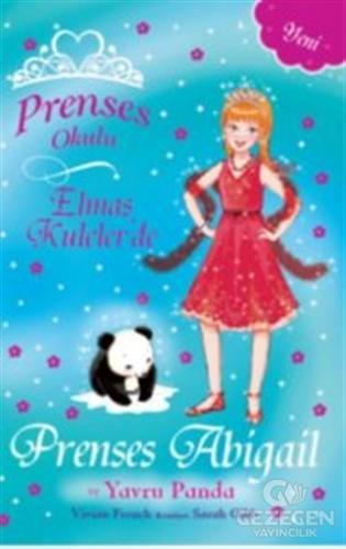 Prenses Okulu - Elmas Kuleler'de Prenses Abigail ve Yavru Panda