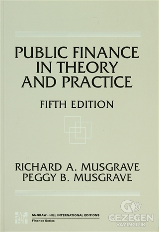 Public Finance in Theory and Practice 5th Edition