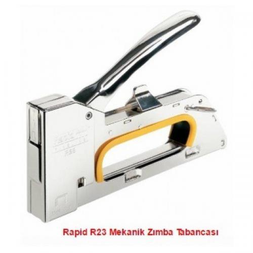 Rapid Çakma Zımba Makinası Metal 13/4-8 Metal R23