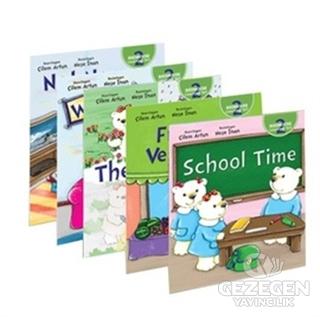Redhouse Learning Set 2 (5 Kitap Takım)