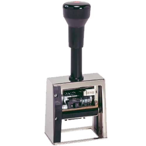 Reiner Numaratör Otomatik Tablalı Tarihli 4 MM DN53A