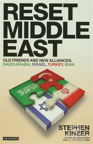 Reset Middle East: Old Friends and New Alliances: Saudi Arabia, Israel, Turkey, Iran