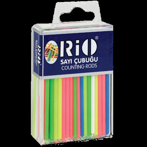 Rio Sayma Çubukları Kristal Kutu 305