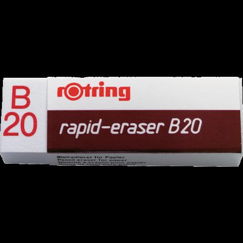 Rotring Teknik Silgi Rapid 20 Lİ Beyaz B20