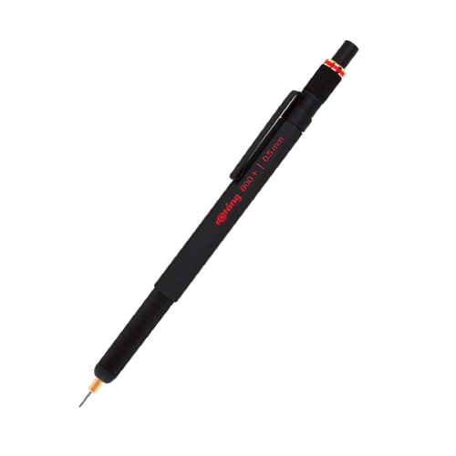 Rotring Versatil Kalem 800 Plus 0.5 MM İpad Uçlu Siyah 1900181