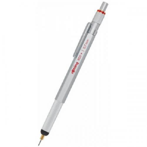 Rotring Versatil Kalem 800 PLUS 0.7 MM İpad Uçlu Krom 1900184