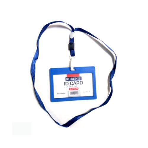 Rubenis Kart Kabı İpli Beyaz DL-5748/B