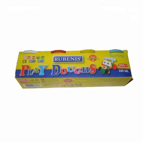 Rubenis Oyun Hamuru Play Doughs 520 GR 4 Renk RPDK-4