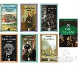 Rus Edebiyatı Seti (7 Kitap Takım)