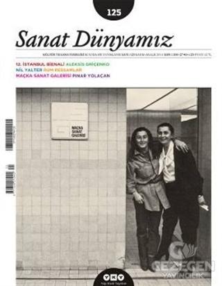 Sanat Dünyamız İki Aylık Kültür ve Sanat Dergisi Sayı: 125