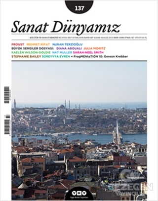 Sanat Dünyamız İki Aylık Kültür ve Sanat Dergisi Sayı: 137