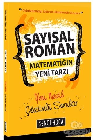 Sayısal Roman Matematiğin Yeni Tarzı