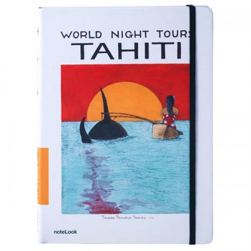 Scrikss Defter Takeda Tahiti Çizgili A6