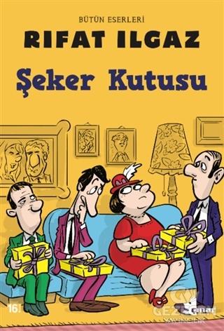 Şeker Kutusu Rıfat Ilgaz Çınar Yayınları