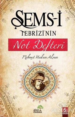 Şems-İ Tebrizi'Nin Not Defteri