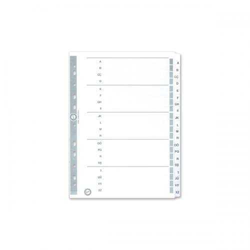 Serve Seperatör A-Z Kağıt A4 SV5328