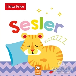 Sesler / Fisher - Price İlk Kelimelerim Serisi