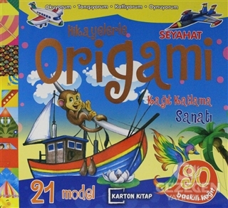 Seyahat - Hikayelerle Origami