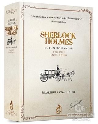 Sherlock Holmes Bütün Romanlar (Tek Cilt Özel Basım)