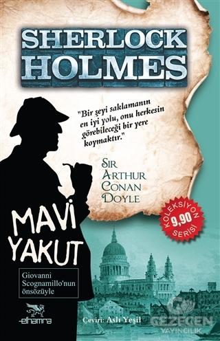 Sherlock Holmes - Mavi Yakut