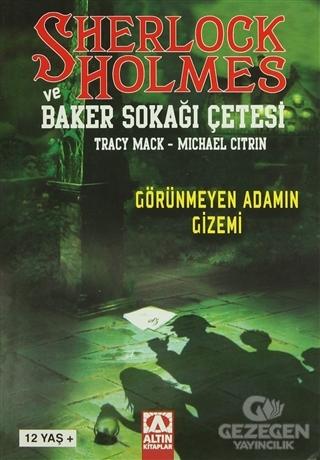 Sherlock Holmes ve Baker Sokağı Çetesi: Görünmeyen Adamın Gizemi