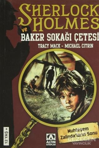 Sherlock Holmes ve Baker Sokağı Çetesi