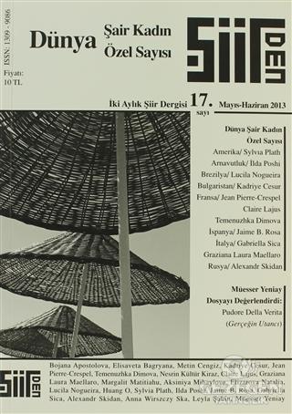 Şiirden İki Aylık Şiir Dergisi Sayı: 17