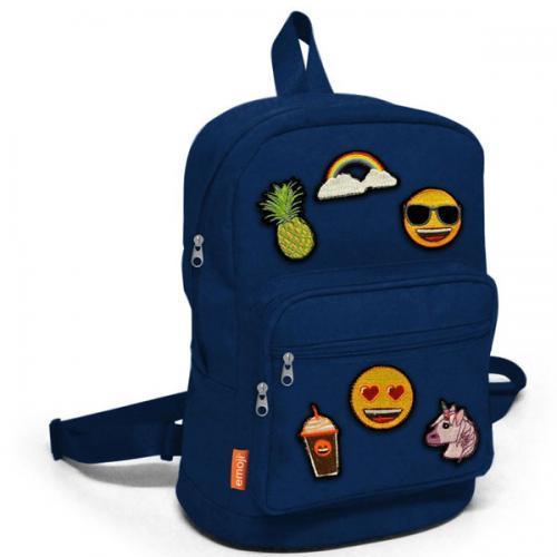 Sms Okul Çantası Sırt Emoji 23071