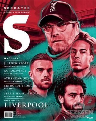 Socrates - Düşünen Spor Dergisi Sayı: 61 Nisan 2020
