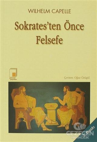 Sokrates'ten Önce Felsefe