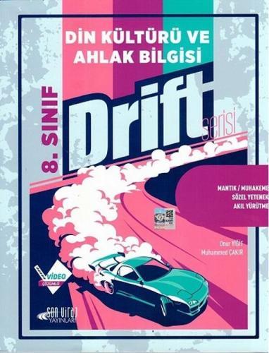 Son Viraj Yayınları 8. Sınıf Din Kültürü ve Ahlak Bilgisi Drift Serisi