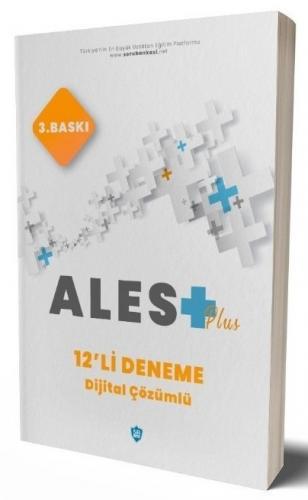 Sorubankası.net 2020 ALES PLUS 12 Deneme Dijital Çözümlü Sorubankası.net Yayınları