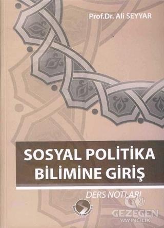 Sosyal Politika Bilimine Giriş