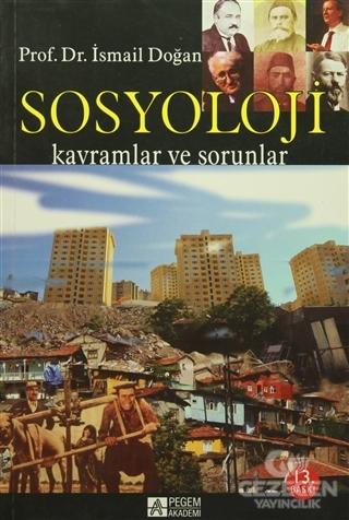 Pegem Sosyoloji İsmail Doğan Pegem Akademi Yayıncılık