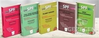 SPK - SPF Kredi Derecelendirme Lisansı Seti (5 Kitap Takım)