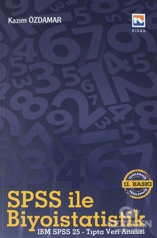 SPSS ile Biyoistatistik