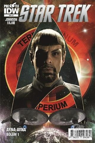 Star Trek Sayı 15: Ayna Ayna Bölüm 1