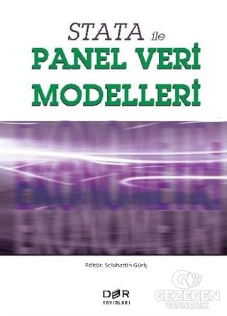 Stata İle Panel Veri Modelleri