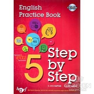 Step By Step 5: English Pratice Book (Cd'Li)