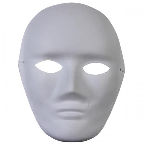 Südor Maske Karton Büyük Yüz BS57-02