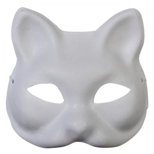 Südor Maske Karton Kedi BS57-05