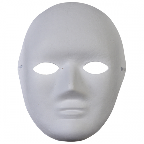 Südor Maske Karton Küçük Yüz BS57-01