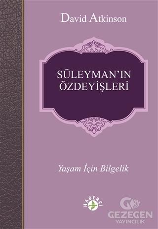 Süleyman'In Özdeyişleri David Atkinson Haberci Basın Yayın